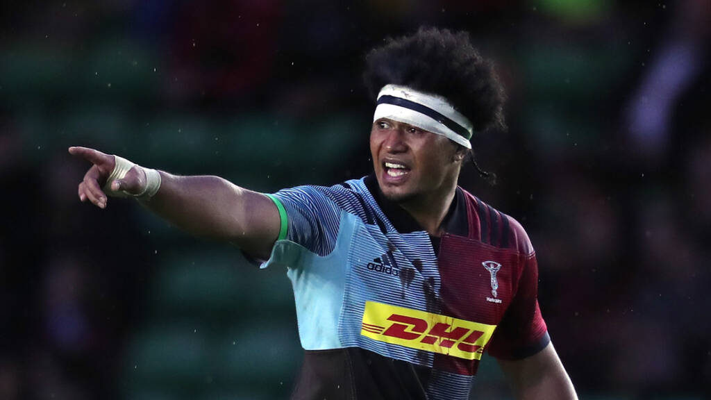 Elia Elia signs new Harlequins contract