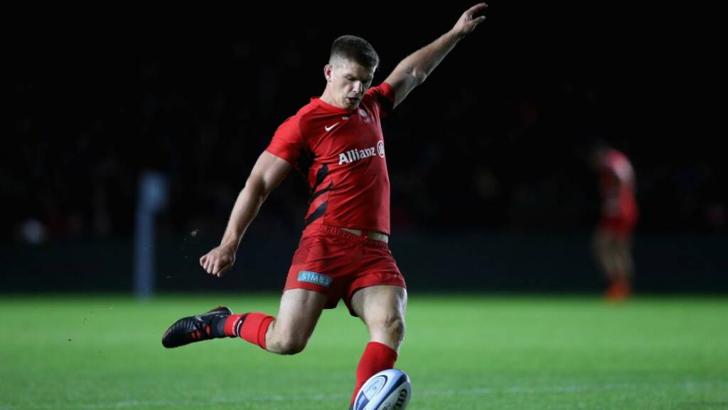 England name 25 for Guinness Six Nations opener