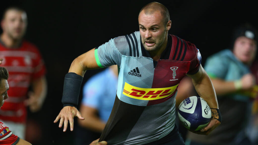 Ross Chisholm signs new Harlequins contract
