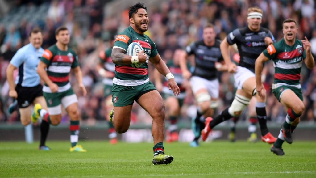 Tuilagi returns to England starting lineup for Six Nations opener against Ireland