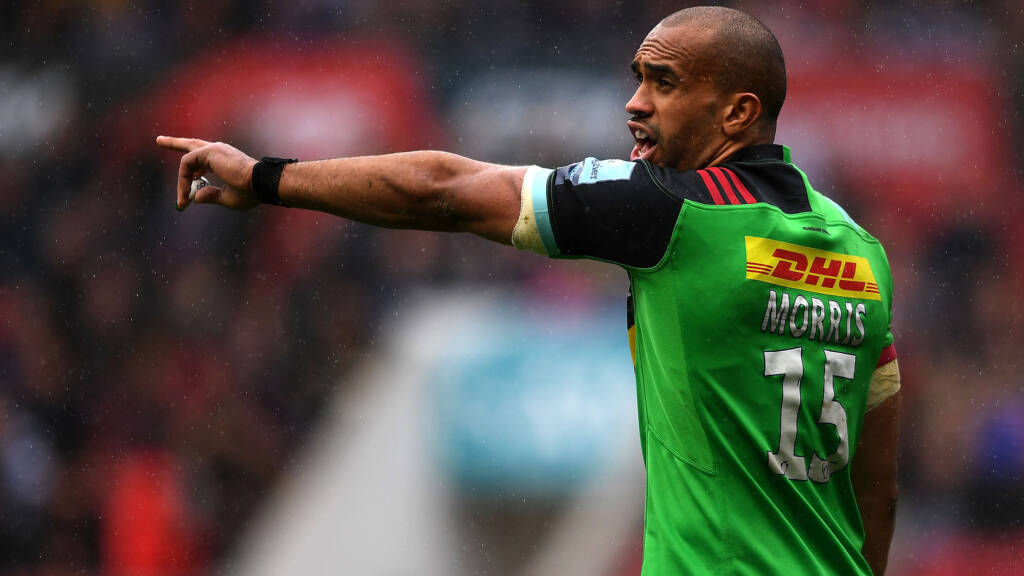 Aaron Morris signs new Harlequins contract