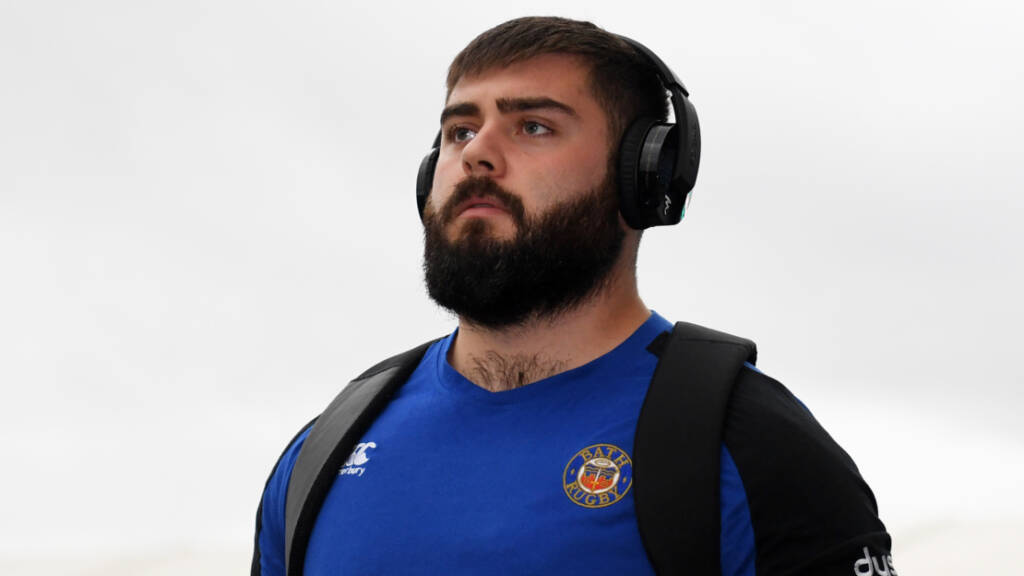 The Big Interview: Bath Rugby prop Will Vaughan