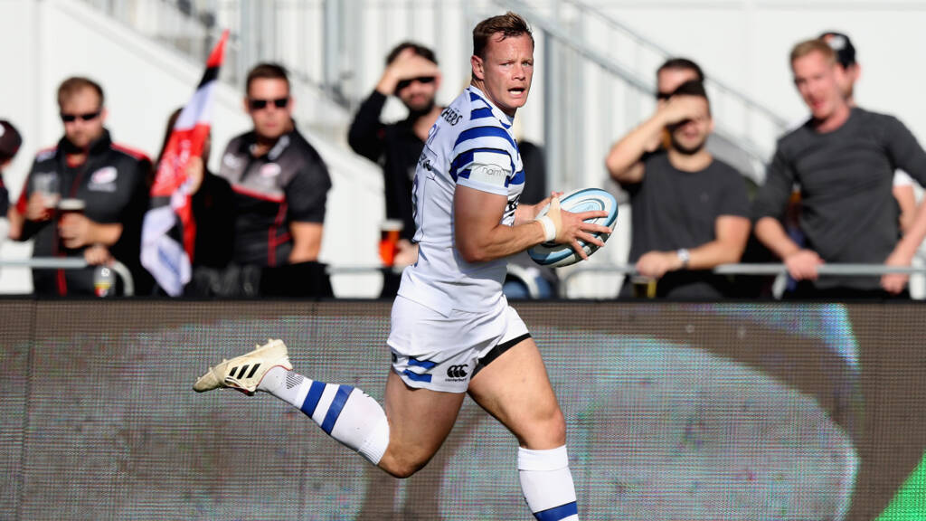 Cook agrees new deal with Bath Rugby