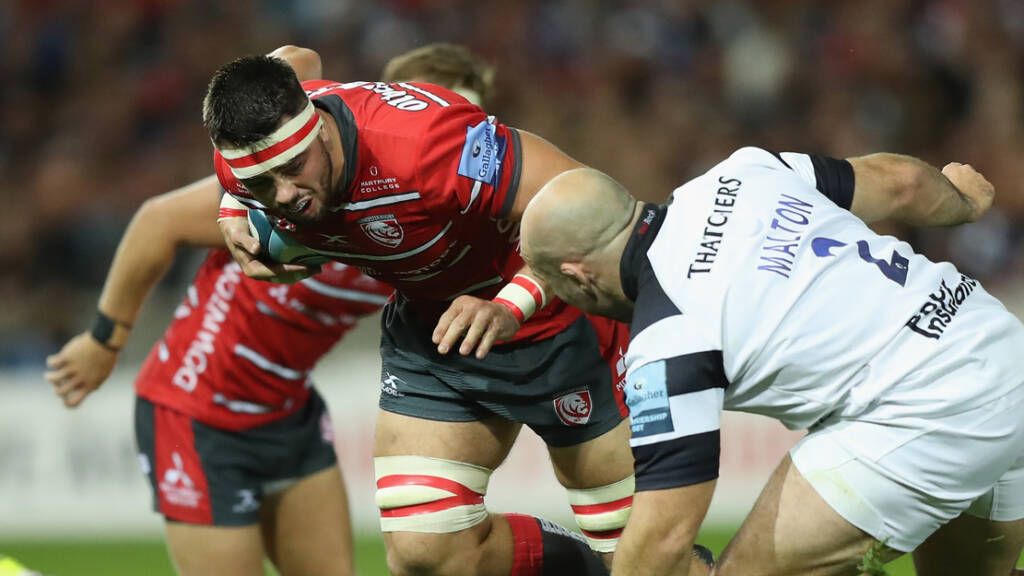 Ludlow to skipper Gloucester Rugby in Premiership Rugby Cup