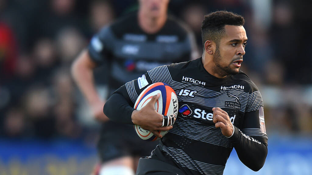 Newcastle Falcons name team to face Sale Sharks