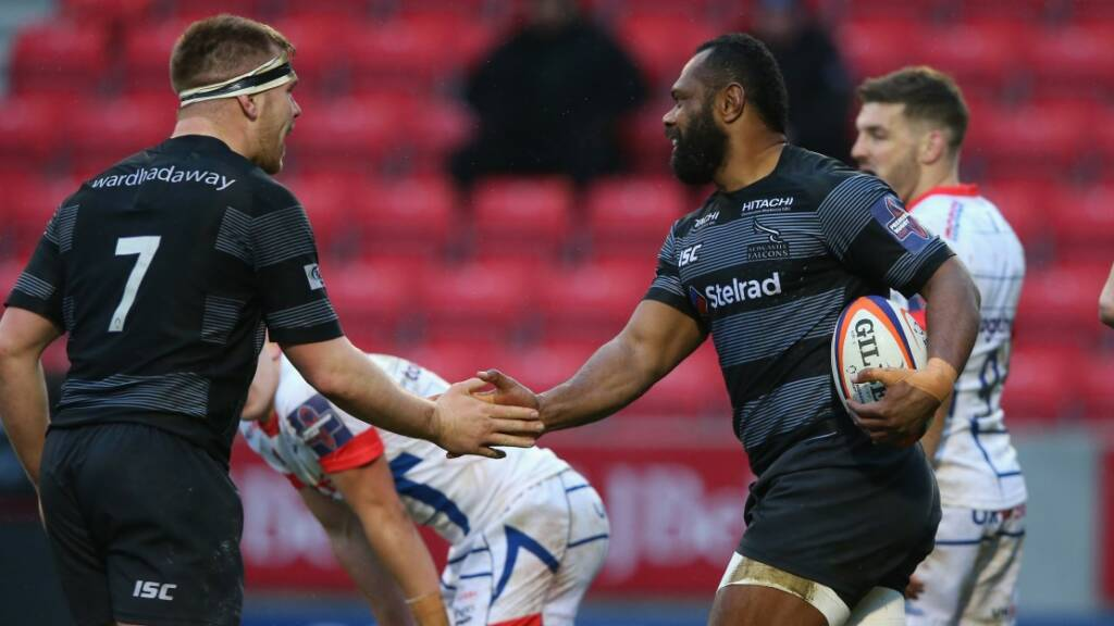 Match Reaction: Sale Sharks 12-28 Newcastle Falcons