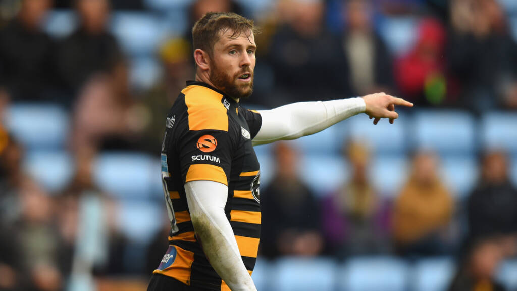 Elliot Daly to leave Wasps at end of the season