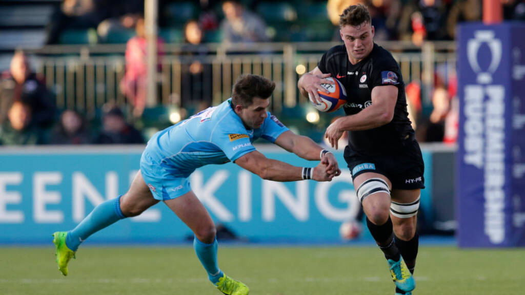What to look out for in the Premiership Rugby Cup semi-finals