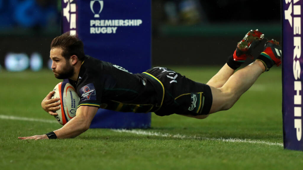 Reinach to bring up Saints half century in Premiership Rugby Cup semi-final