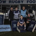 Star full-back Goode trains Harrow U14s after Gallagher competition win