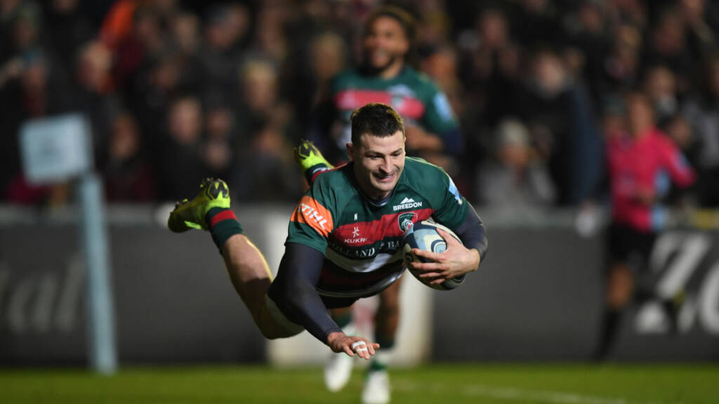 International Round-up: May, Farrell & Biggar star on second Six Nations weekend