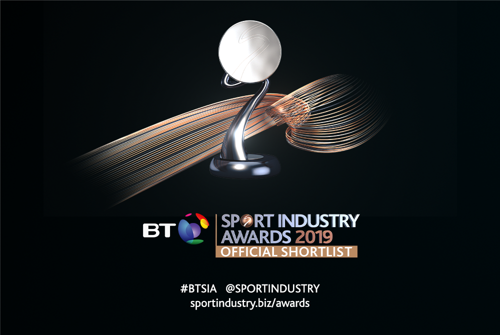 Premiership Rugby shortlisted for Sport Organisation of the Year Award