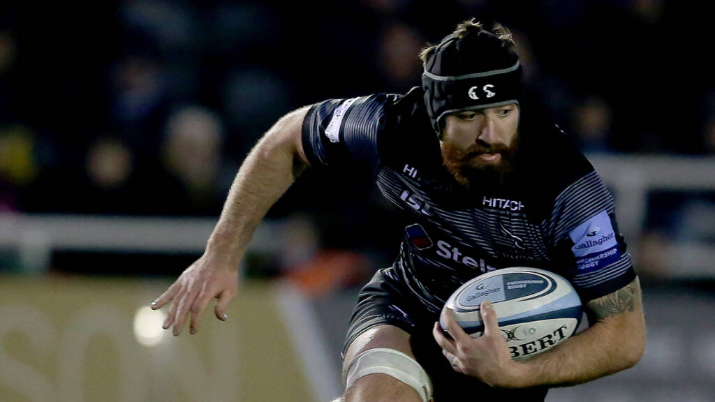 Newcastle Falcons name team to face Bath Rugby