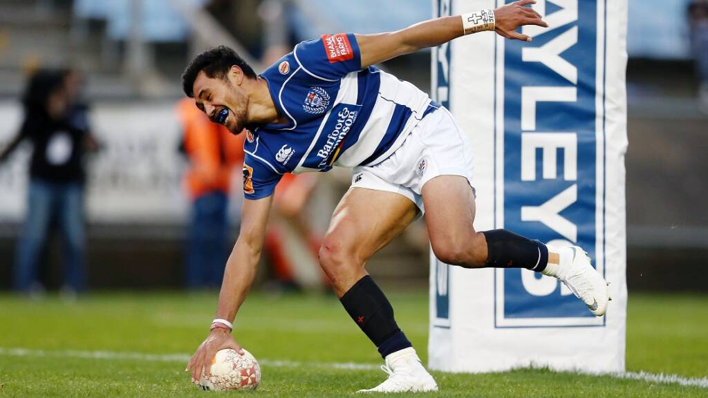Warriors sign Melani Nanai