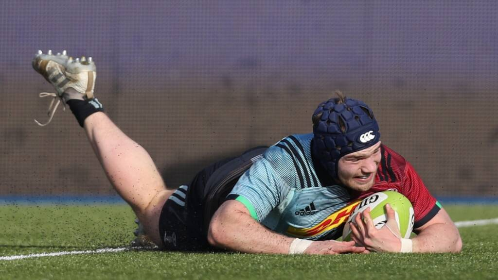 Riley: Harlequins victory at Finals Day the perfect way to end Under-18s season