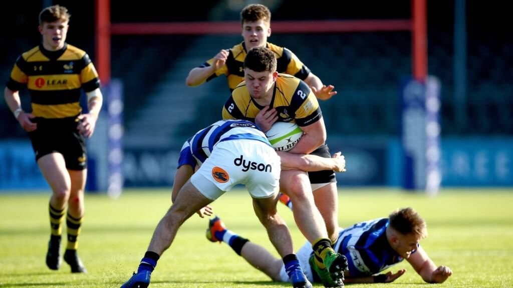 Tunney gutted with Wasps' narrow Under-18 Academy Finals Day defeat
