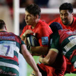 Saracens name team to face Gloucester Rugby