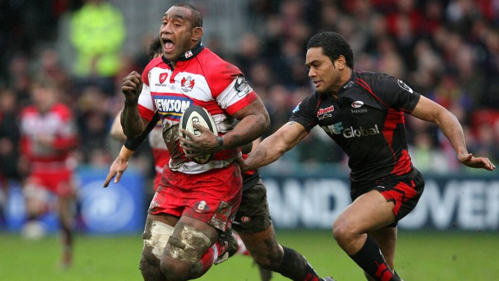 Throwback Thursday: Gloucester Rugby v Saracens