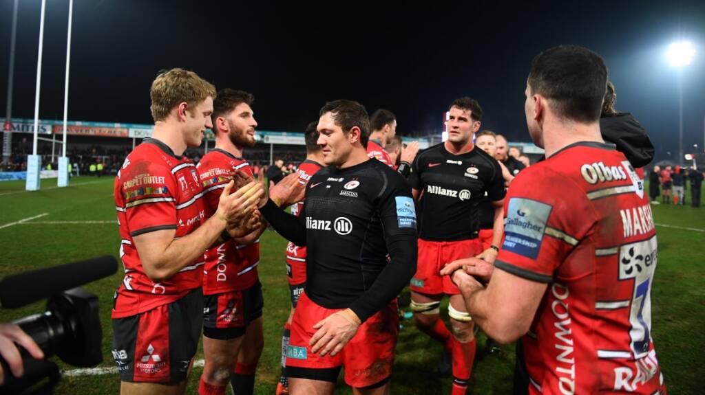 Individual Player Watch: Morgan inspires Gloucester Rugby victory over Saracens