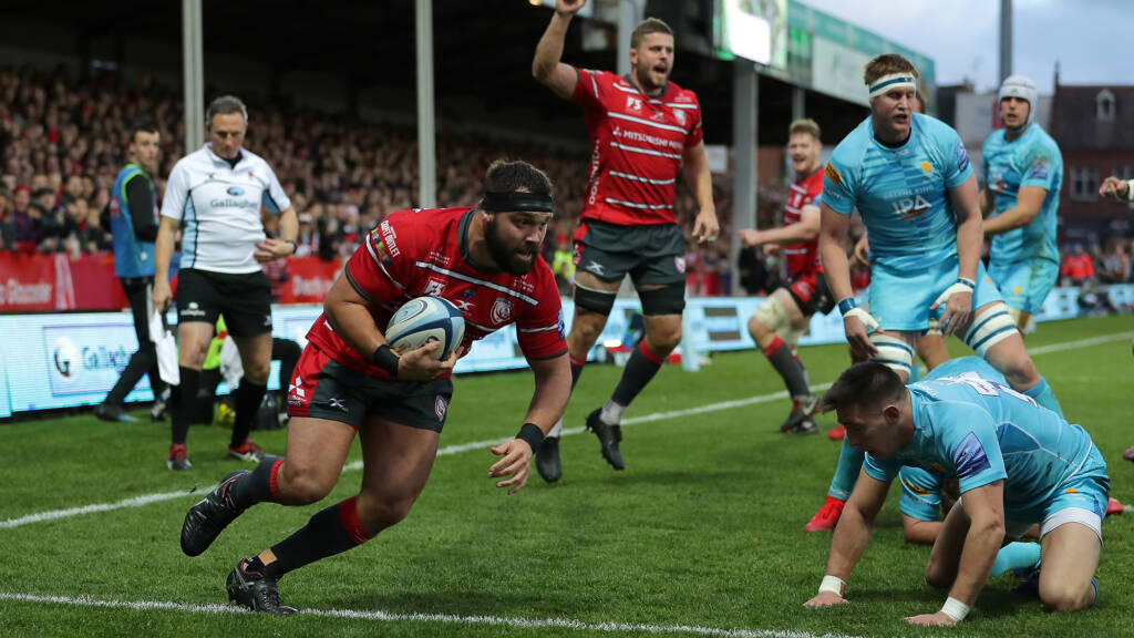 One change for Gloucester Rugby for local derby at Bristol Bears
