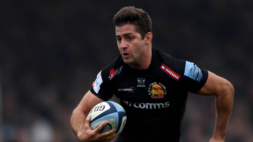 Exeter Chiefs name side to face Sale Sharks