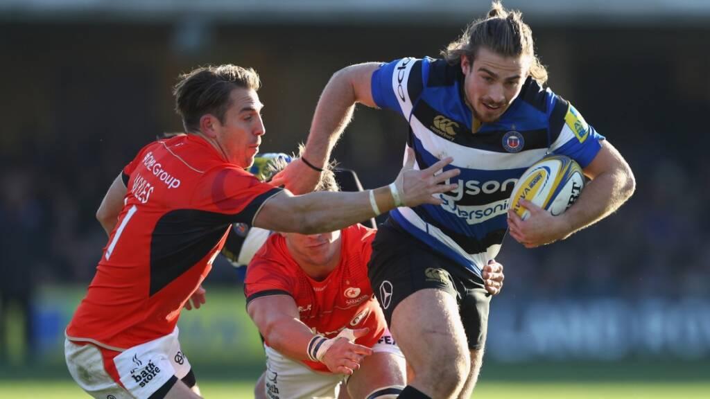 Throwback Thursday: Bath Rugby 14 Saracens 11, 2016