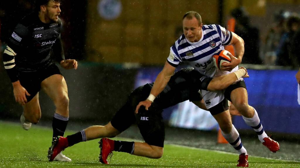 Bath Rugby confirm team to face Saracens