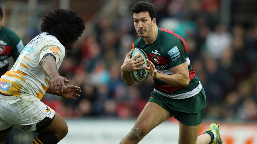 Leicester Tigers team news for Sale Sharks away