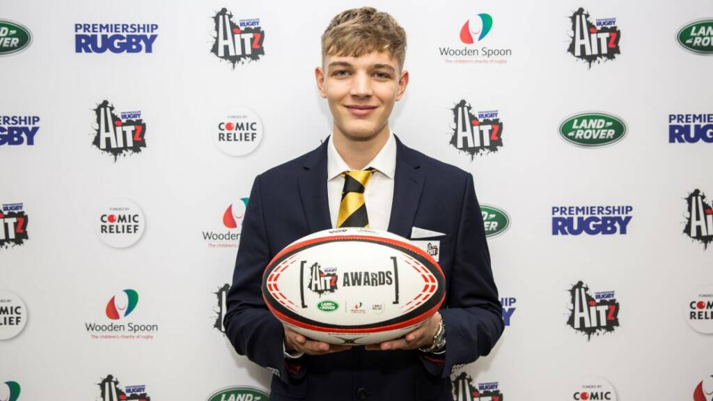 """""""HITZ saved me from drugs and gangs"""": How Premiership Rugby's Hitz programme changed Jason Kitchin's life and earned him an apprenticeship helping others"""