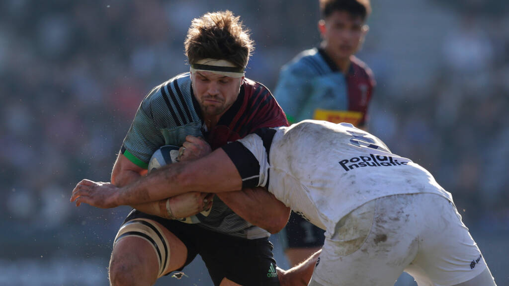Harlequins announce squad to play Gloucester Rugby