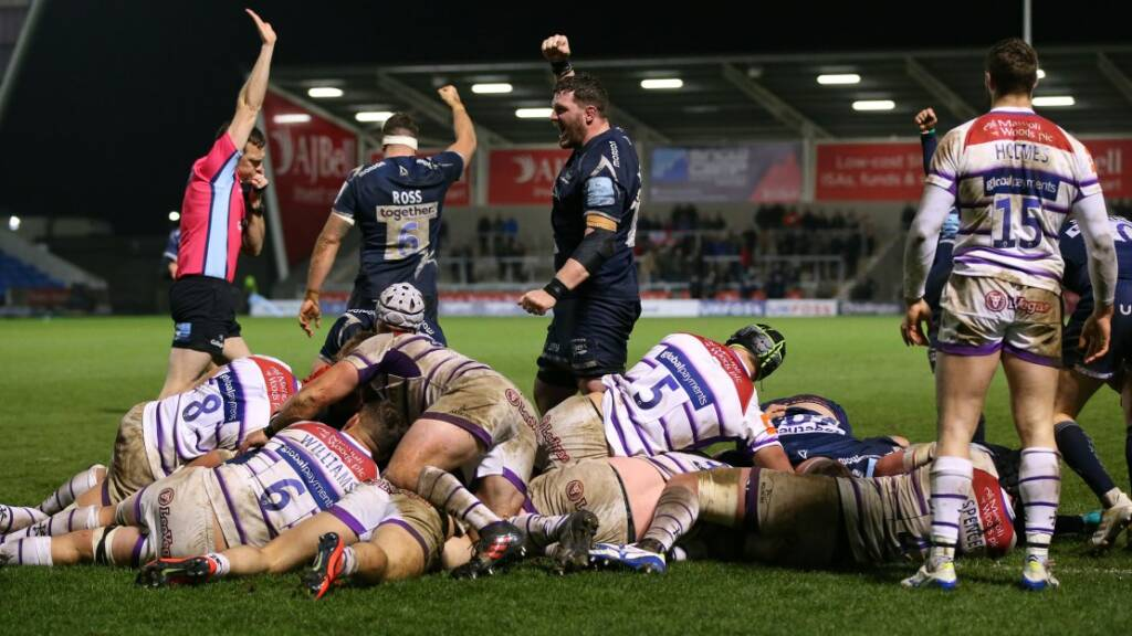Match Reaction: Sale Sharks 32-5 Leicester Tigers