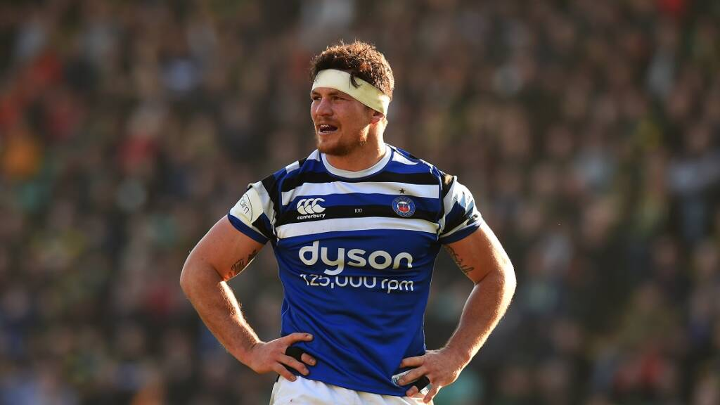 Louw extends stay with Bath Rugby