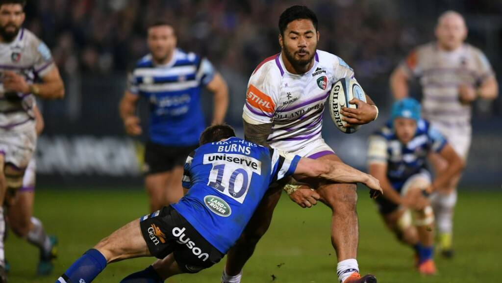 Manu Tuilagi to stay at Leicester Tigers