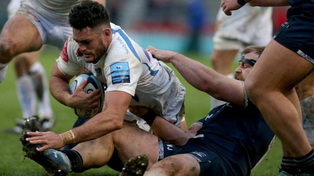 Dennis signs new deal with Exeter Chiefs
