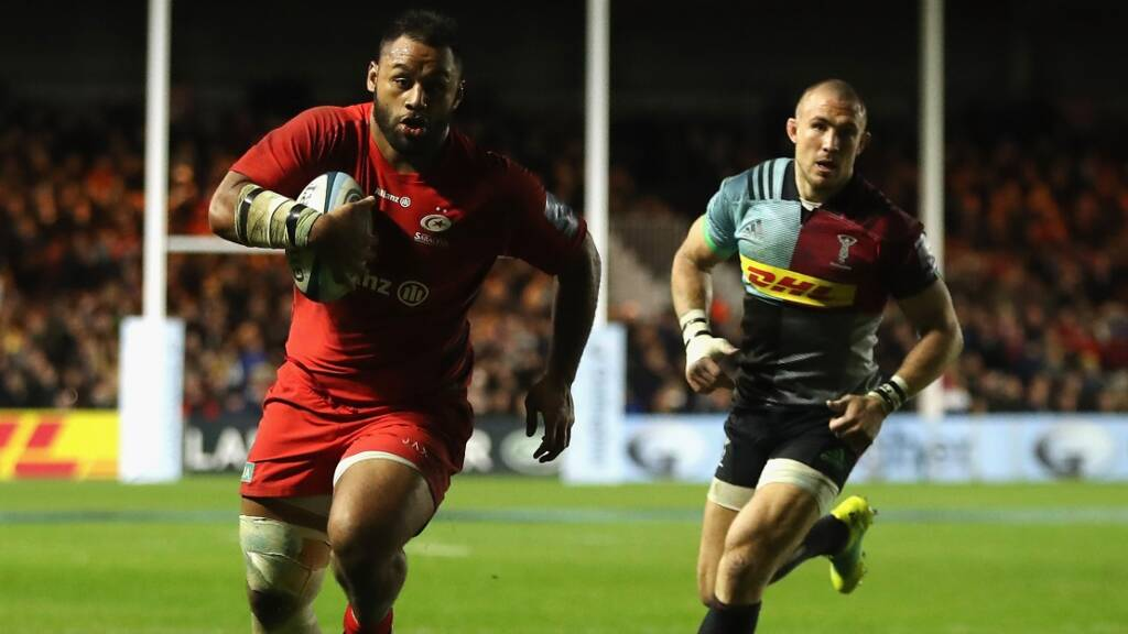 Big Match Preview: Saracens v Harlequins