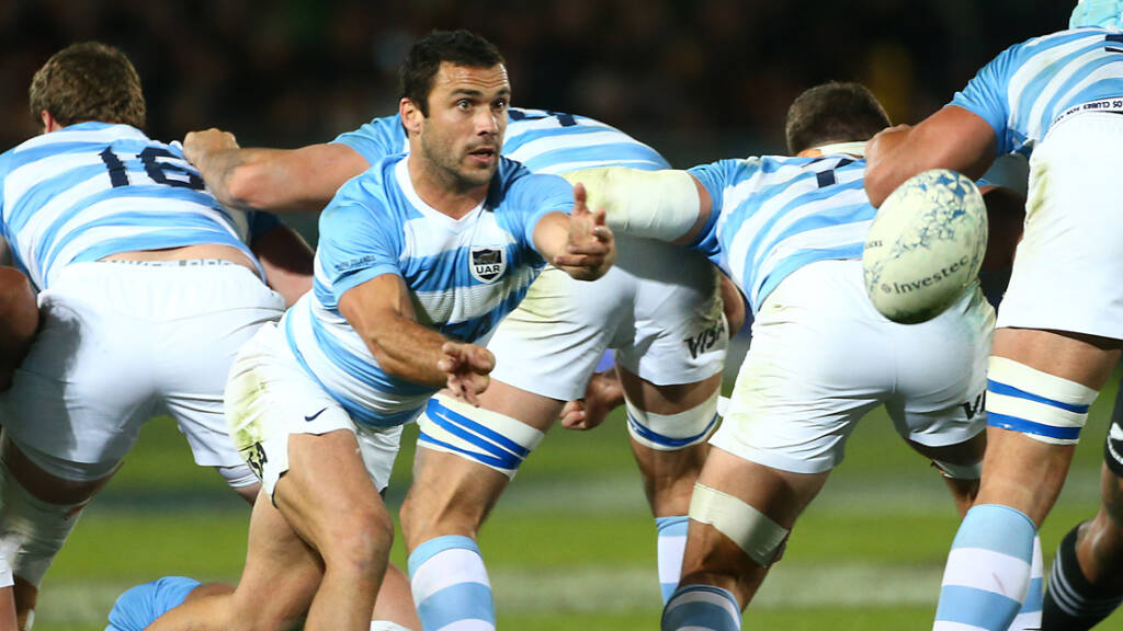 Argentina international Martin Landajo signs for Harlequins