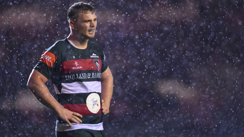 Will Evans signs for Harlequins