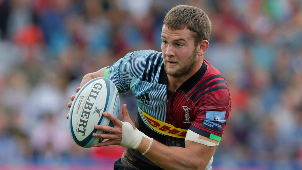 Mulchrone hoping to cheer Harlequins to Gallagher Premiership Rugby top-four finish