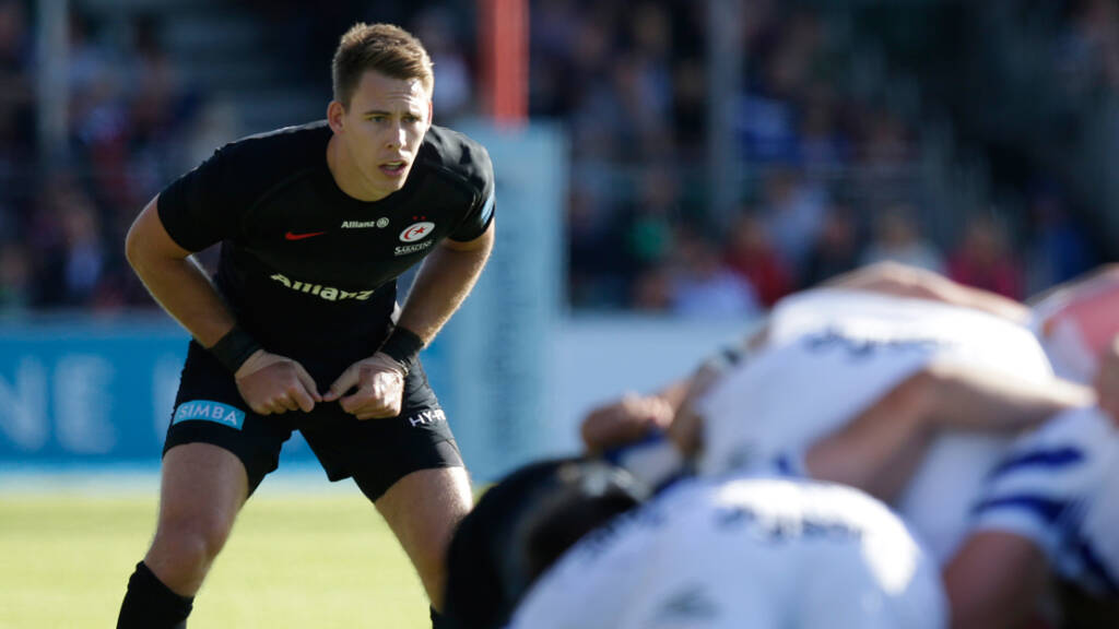 Saracens name team for London Stadium clash against Harlequins