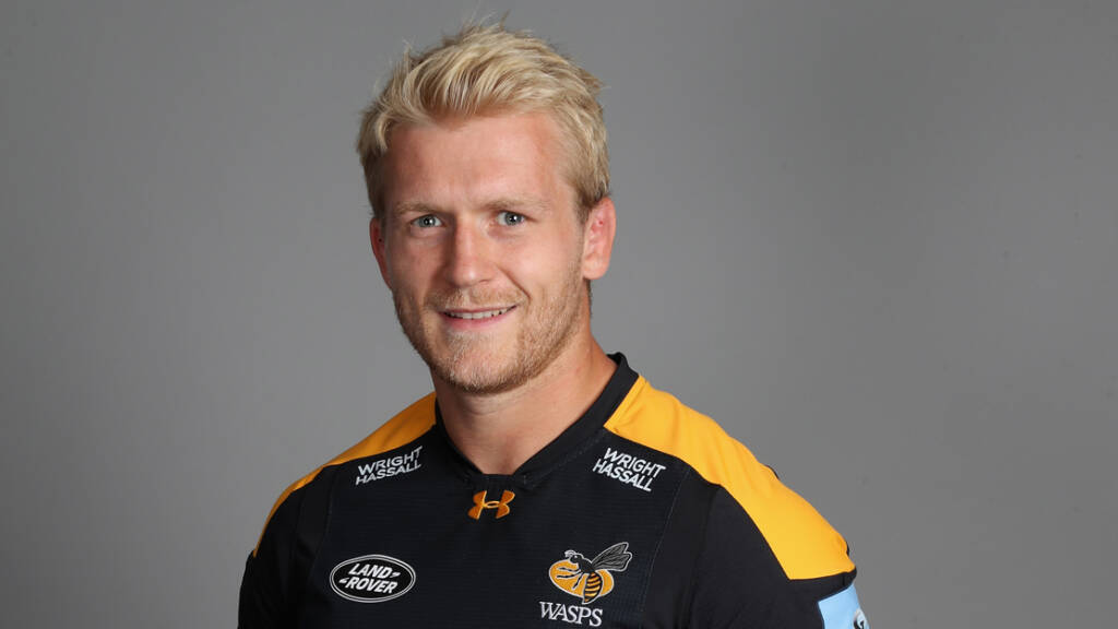 Ben Morris signs new Wasps deal