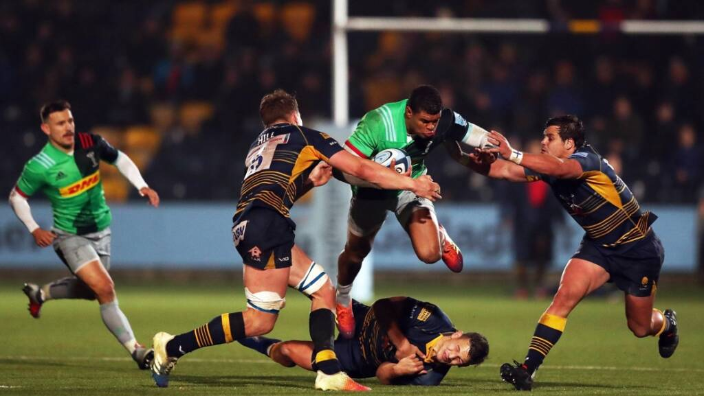 Challenge Cup Preview: Five Gallagher Premiership Rugby teams in quarter-final action