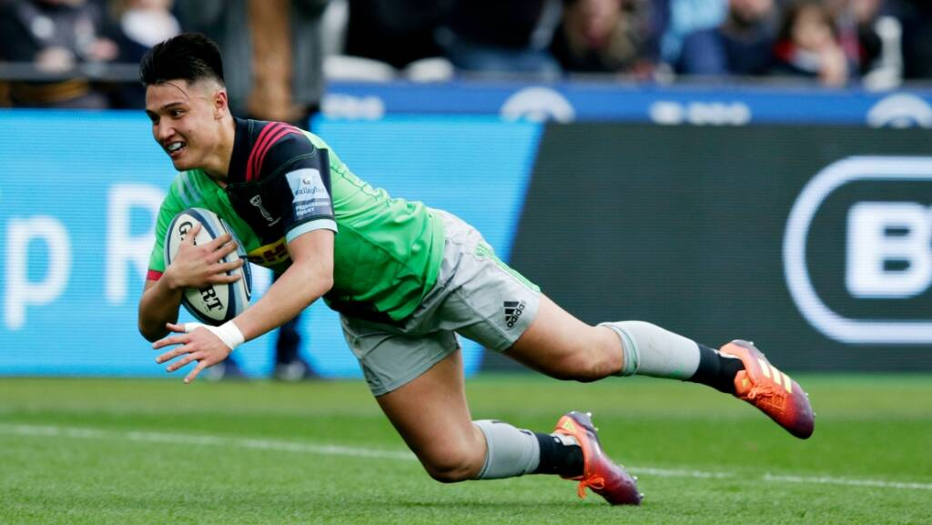 Harlequins announce squad to play Worcester Warriors