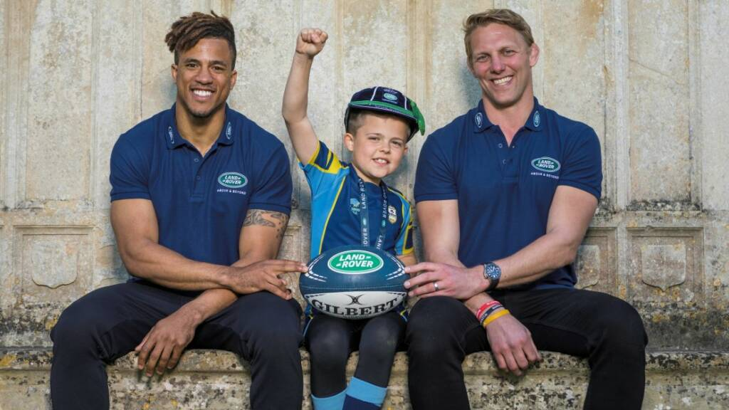 Young fan wins dream trip to Japan with Land Rover