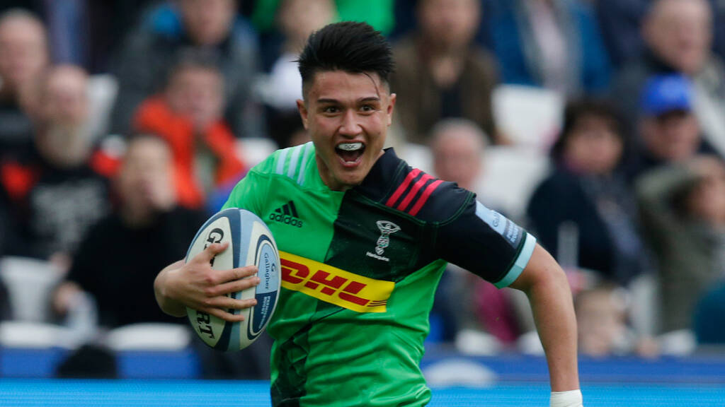 Harlequins announce squad to play Clermont Auvergne