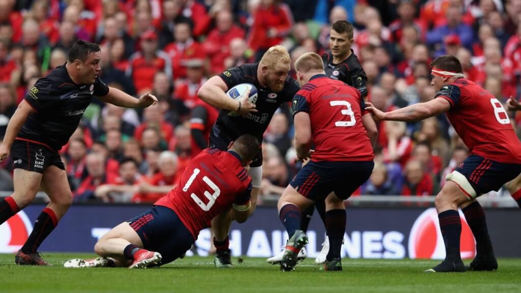 Big Match Preview: Saracens v Munster Rugby