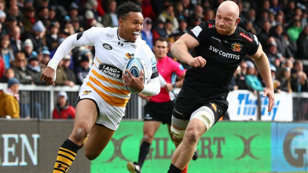 Match Reaction: Exeter Chiefs 19-26 Wasps