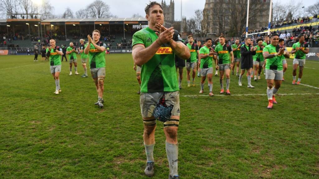 Harlequins co-captain James Horwill to retire at the end of the season