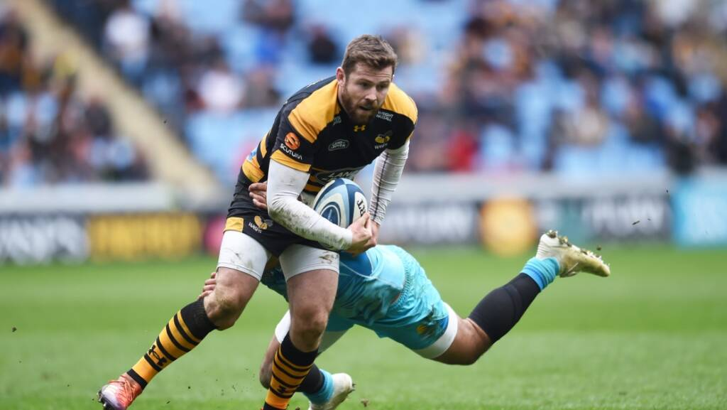The Big Interview: Elliot Daly talks Wasps form and the huge Saracens clash