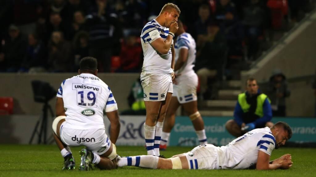 Match Reaction: Sale Sharks 6-3 Bath Rugby