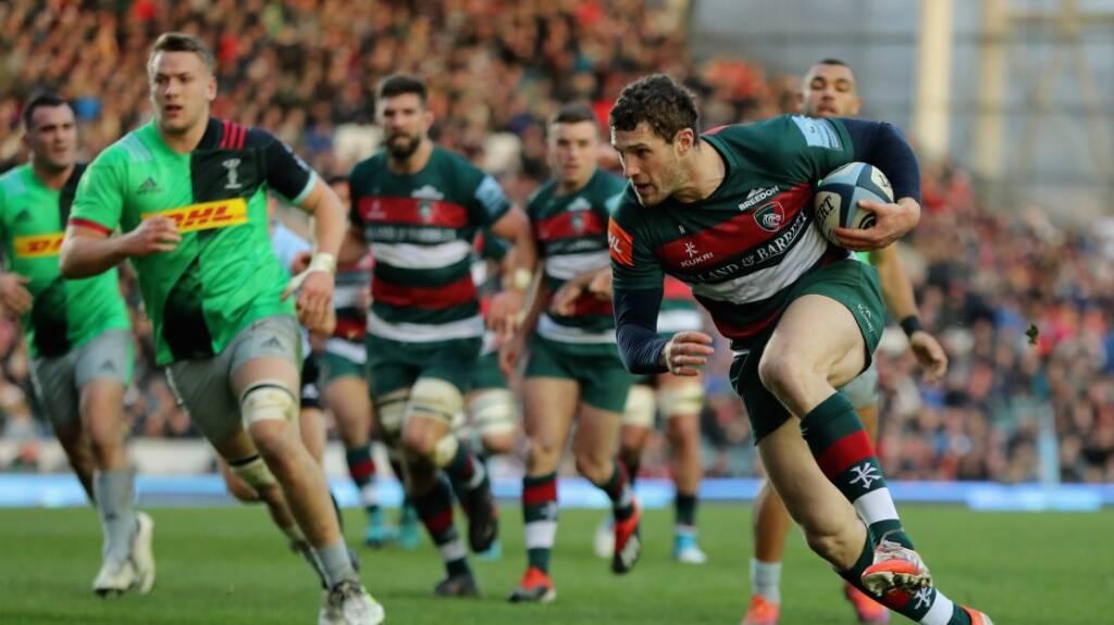 BT Sport to show three Gallagher Premiership Rugby matches in three days